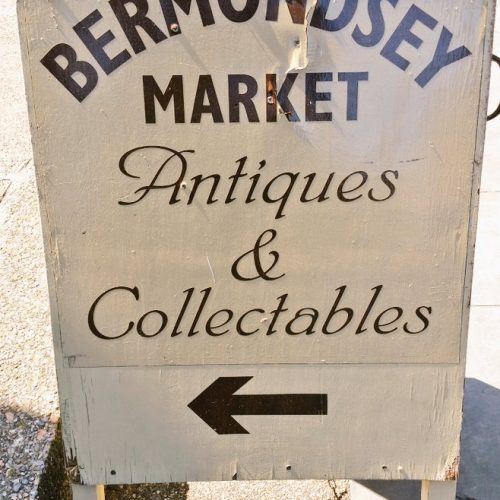 Bermondsey Square Antiques Market on Fridays