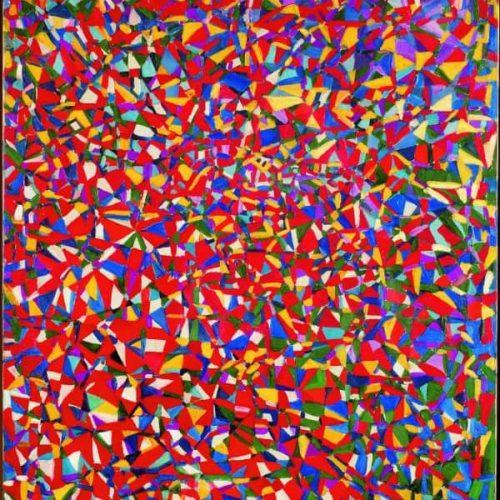 Tate Modern Exhibition Fahrelnissa Zeid