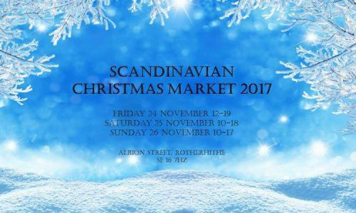 Scandinavian Christmas Market in Rotherhithe 2017