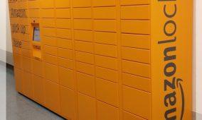 Surrey Quays Shopping Centre Amazon Locker