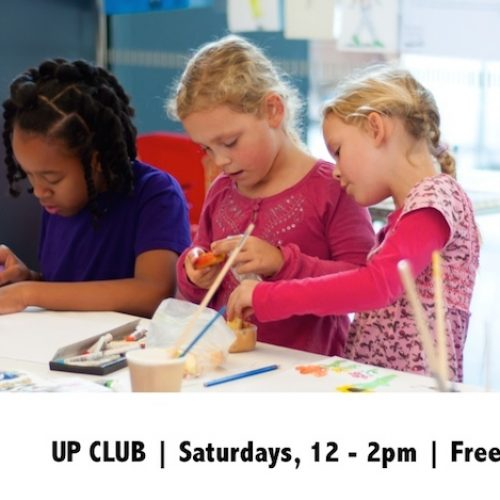 UP CLUB Free Children Events at the Unicorn Theatre