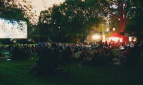 Pop Up Screens, a weekend of outdoors films in Southwark Park