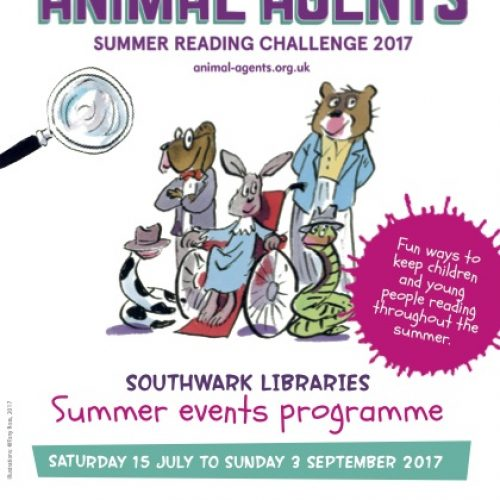 The Southwark Summer Reading Challenge