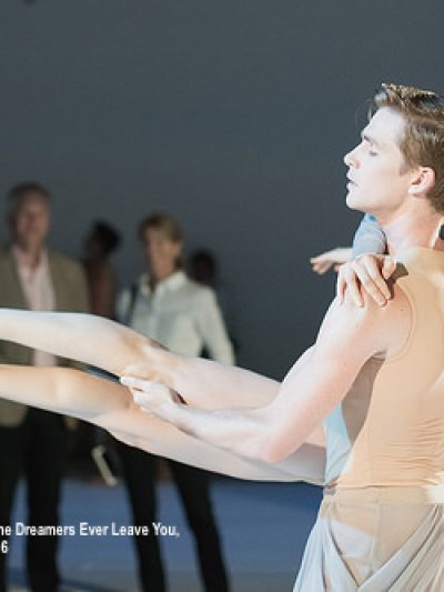 The Royal Ballet & National Ballet of Canada Presents The Dreamers Ever Leave You