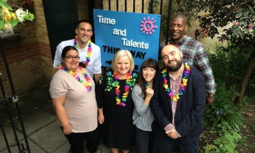Time and Talents announced as a Charity Times Awards Finalist