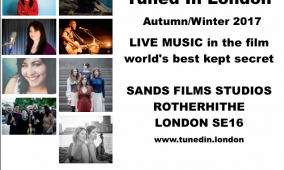 Tuned In London – World Music for this Autumn Winter 2017