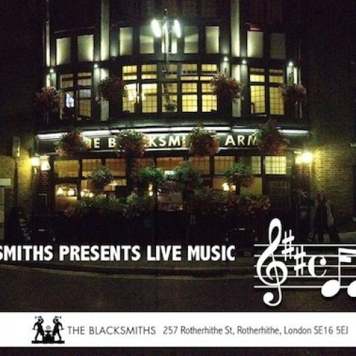 Live music at the Blacksmiths Arms Pub – January 2020
