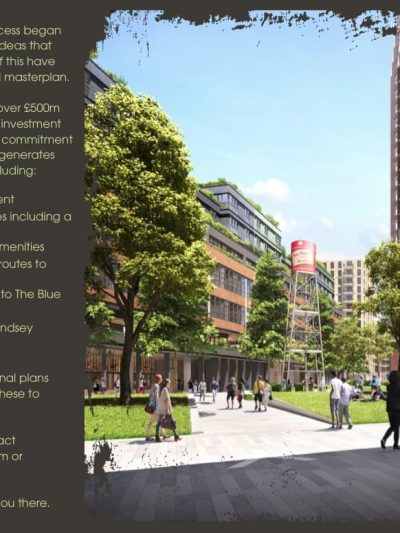 Grosvenor Final Proposal Biscuit Factory and Campus sites