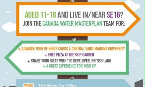 ?Canada Water Masterplan Urban Exchange