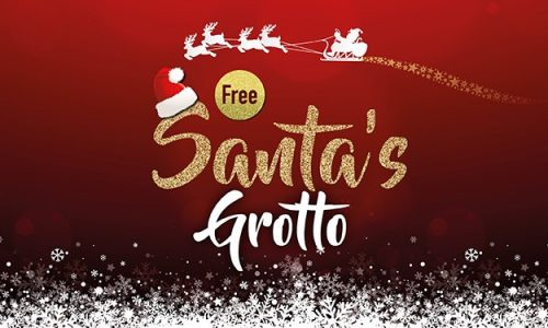 Santa's Grotto at Surrey Quays Shopping Centre