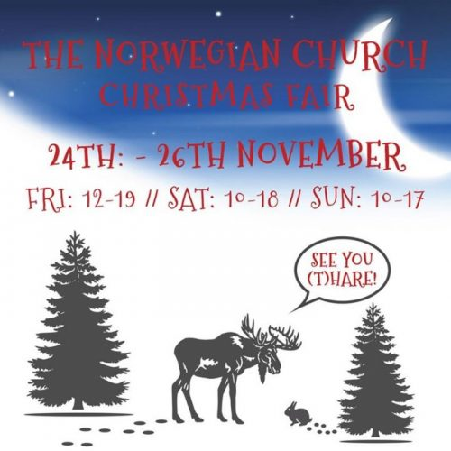 Norwegian Christmas Fair in Rotherhithe