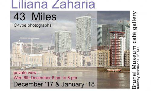 43 Miles Project by Liliana Zaharia