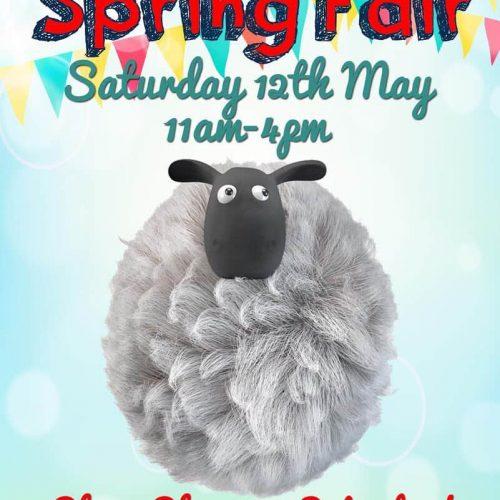 Surrey Docks Farm Spring Fair 2018