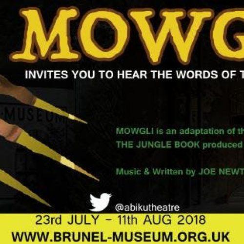 Theatre, Brunel Museum: Abiku Theatre Presents Mowgli