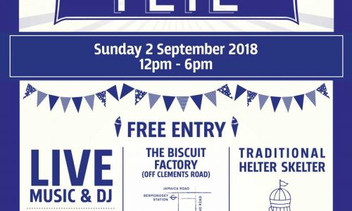 Grosvenor Bermondsey Summer Fete 2018