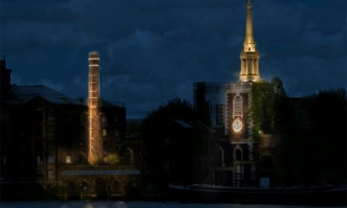 Illuminate Rotherhithe Crowdfunding Campaign