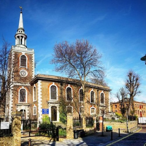 Tuned In London Music  at St Mary's Church- September to December 2018