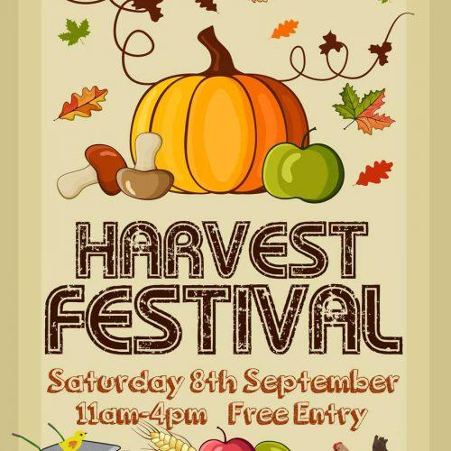Surrey Docks Farm Harvest Festival 2018