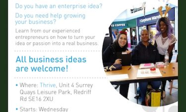 Free Start Your Own Enterprise Course and business clinics
