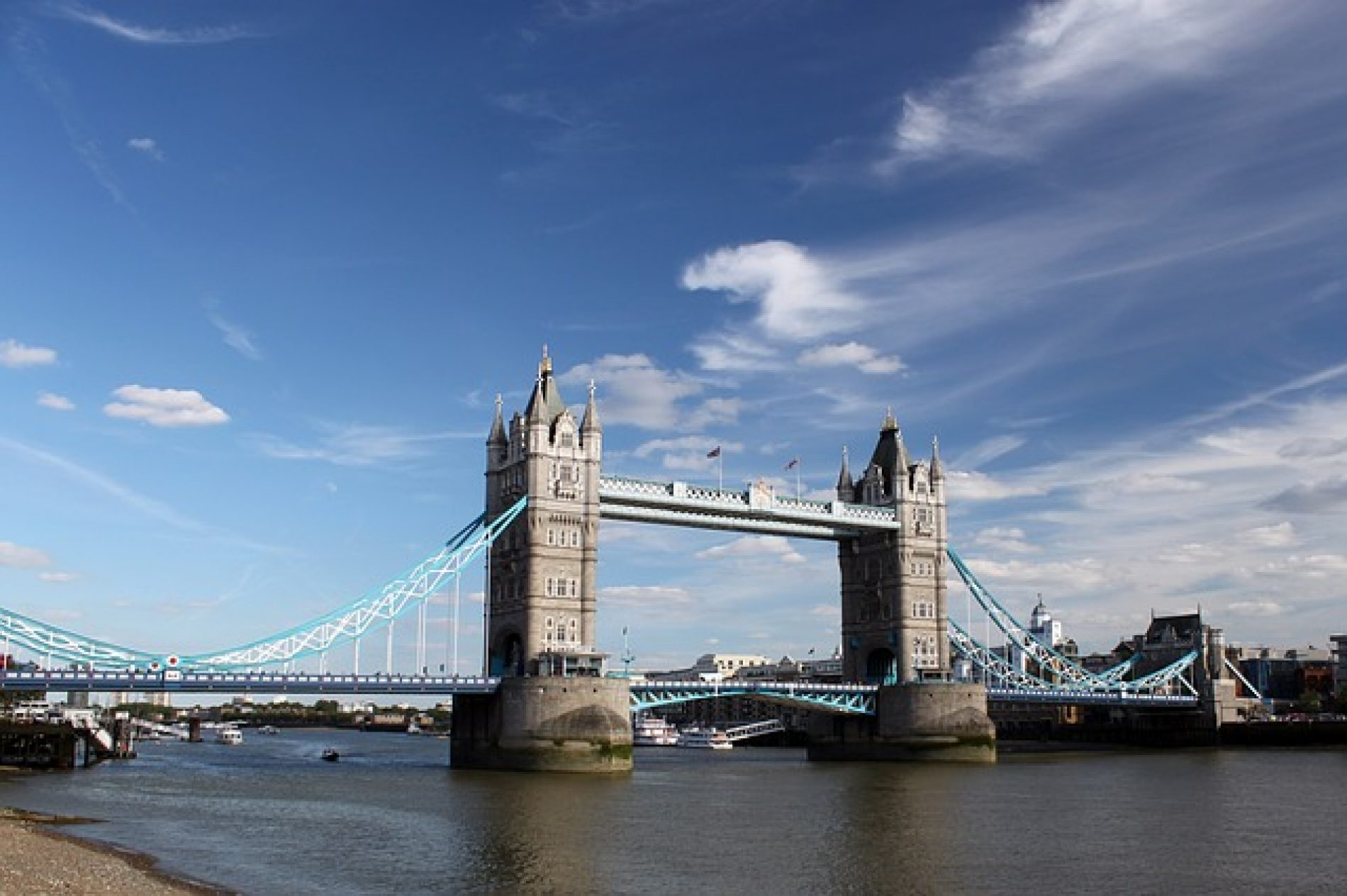 Tower Bridge Community Ticket for residents in Southwark, Tower Hamlets and City Of London for £1
