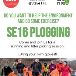 Sports Community event: SE16 Plogging with BootCamp
