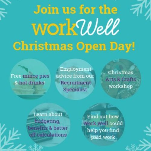 Work Well Christmas Open Day