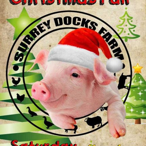 Surrey Docks Farm Christmas Fair 2018