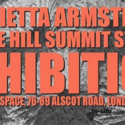 Henrietta Armstrong – Pendle Hill Summit Stones Exhibition