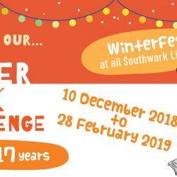 Southwark Libraries Winter Book Challenge