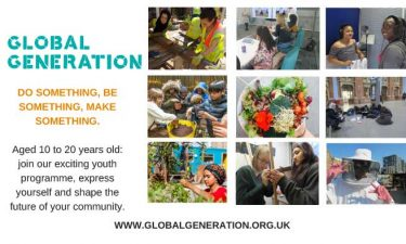 Free Youth programme with Global Generation Generators