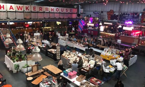 The Collective, A Makers Market at Hawker House in March