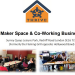 THRIVE Maker Space & Co-Working Business Hub