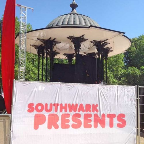 Outdoor events policy review: shape how Southwark Council manage events