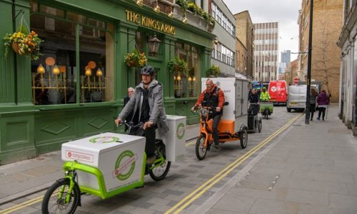 Funding set to help businesses tackle congestion and poor air quality on Bermondsey