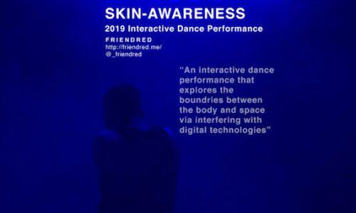 Skin-awareness-2019 Interactive dance performance