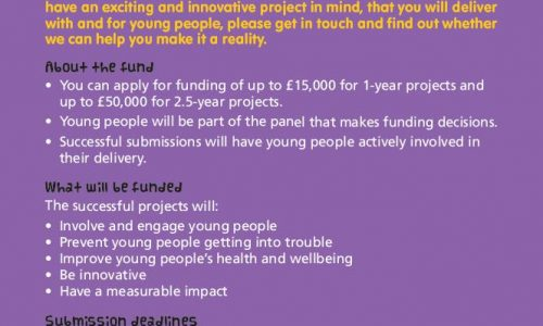 Southwark Council Positive Futures Fund 2019 -2022
