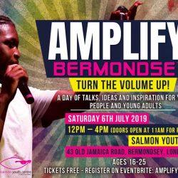 AMPLIFY: Bermondsey. Turn the volume up!