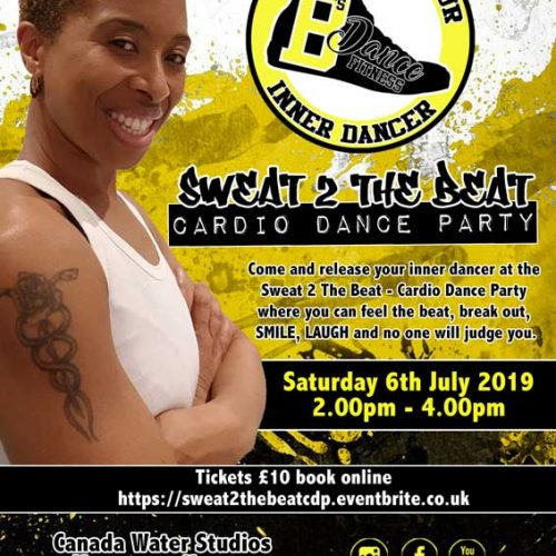 Sweat 2 The Beat – Cardio Dance Party by B's Dance Fitness