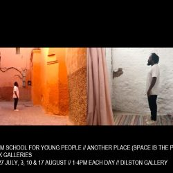 Southwark Park Galleries – Free Summer Film School for Young People