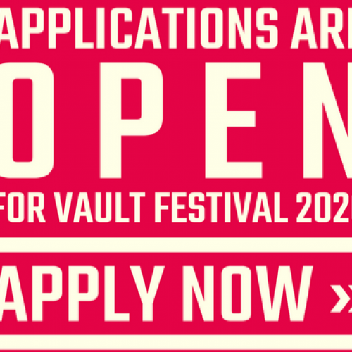 VAULT Festival launches open call for 2020 festival