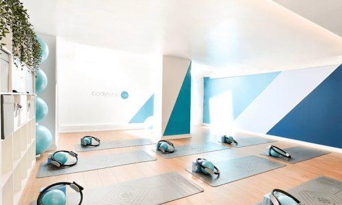 Free pregnancy / prenatal yoga class in Bodytonic Clinic