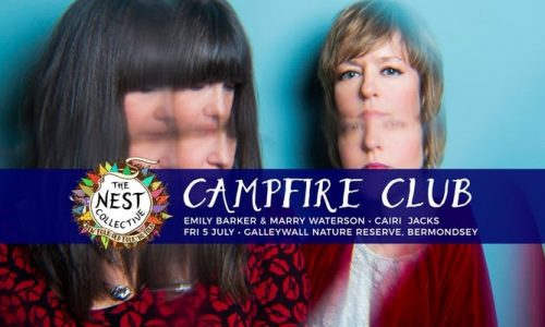 Campfire Club: Marry Waterson & Emily Barker  Cairi Jacks