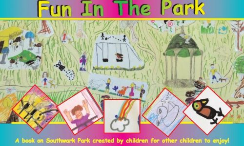 Fun In The Park, a free kids book about Southwark Park