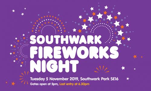 Remember, remember …Southwark Fireworks Night 2019