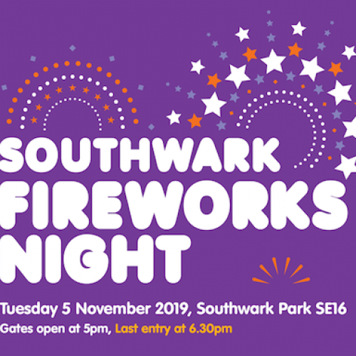 Remember, remember …Southwark Fireworks Night 2019