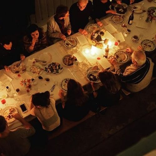 'Rescuing Christmas' dinner experience with Oliveology – 30th Nov 2019