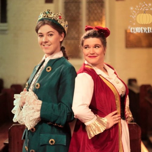 The Quay Players presents Cinderella