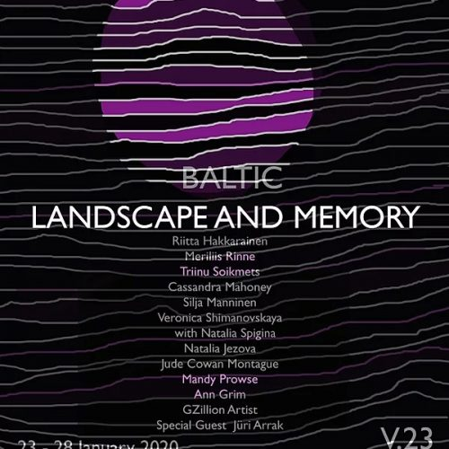 V23 Gallery in The Blue presents Landscape and Memory