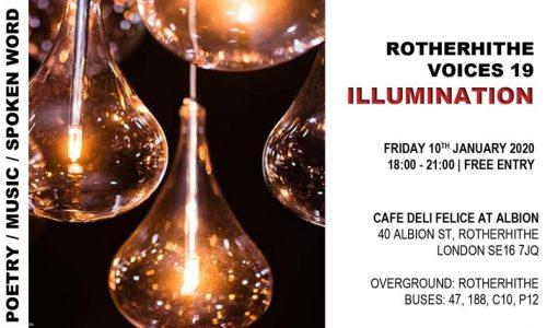 Rotherhithe Voices 19: Illumination