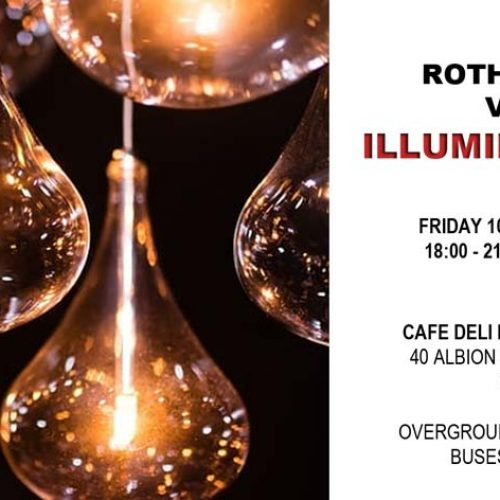 Rotherhithe Voices 19: Illumination